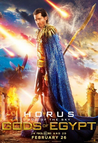 Gods of Egypt - Affiche