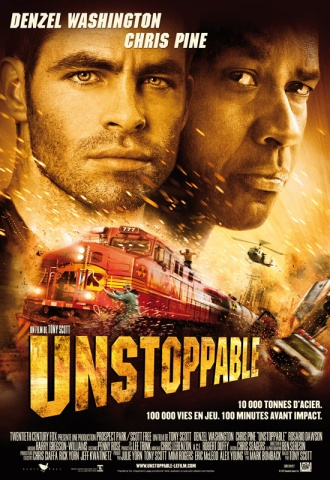 Unstoppable - Affiche