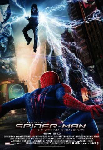 The Amazing Spider-Man 2 : Le Destin d'un héros - Affiche