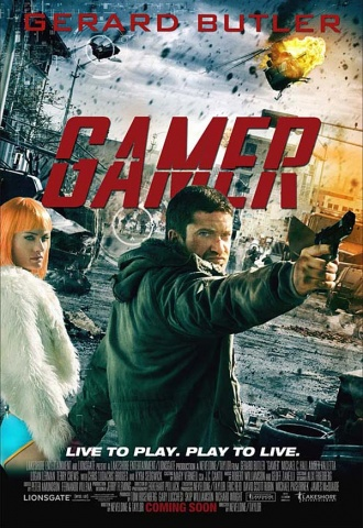 Ultimate Game - Affiche