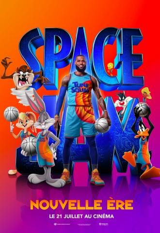 Space Jam : Nouvelle ère - Affiche
