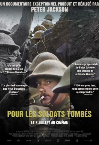 Pour les soldats tombés  - Affiche