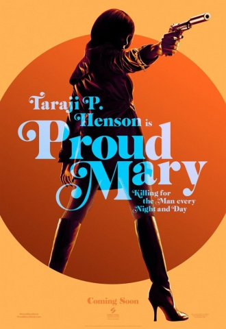 Proud Mary - Affiche