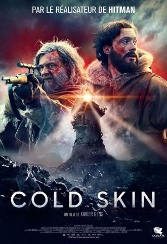 Cold Skin - Affiche
