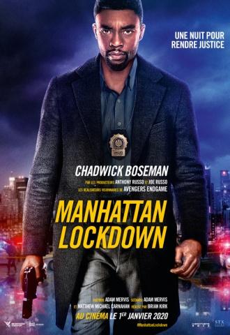 Manhattan Lockdown - Affiche