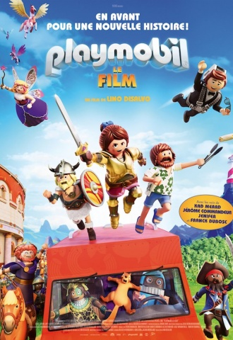 Playmobil, le film - Affiche