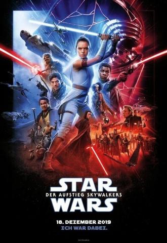 Star Wars :  L'Ascension de Skywalker - Affiche