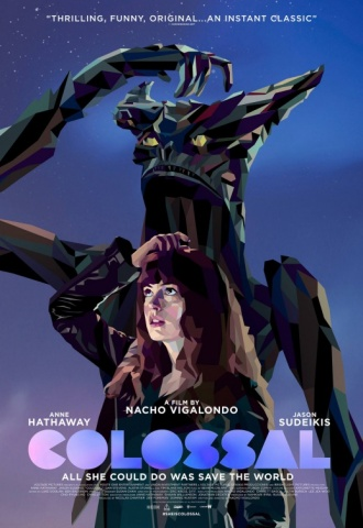 Colossal - Affiche