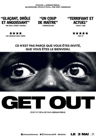 Get Out - Affiche