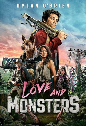 Love and Monsters - Affiche