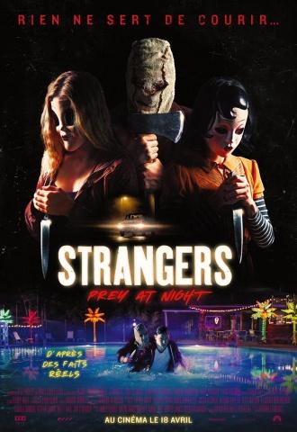 Strangers : Prey at Night - Affiche