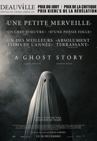 A Ghost Story - Affiche