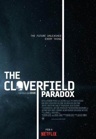 The Cloverfield Paradox - Affiche