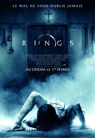 Le Cercle- Rings  - Affiche