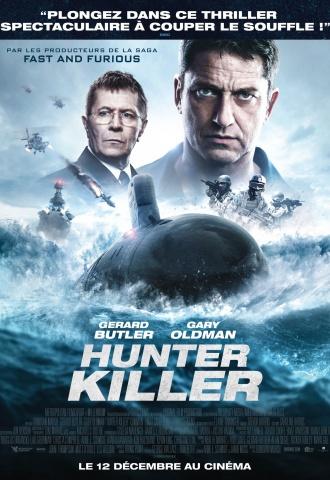 Hunter Killer - Affiche