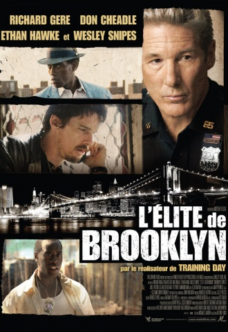 L'Elite de Brooklyn - Affiche
