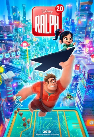 Ralph 2.0  - Affiche