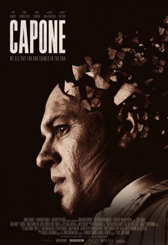 Capone - Affiche
