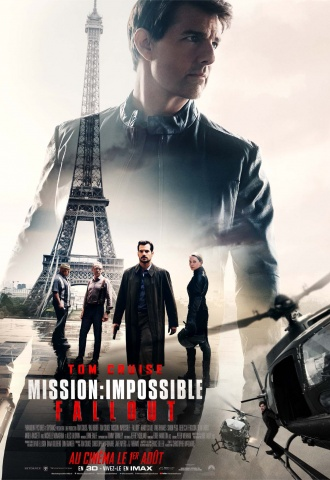 Mission : Impossible   Fallout - Affiche