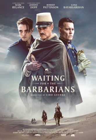 Waiting for the Barbarians - Affiche