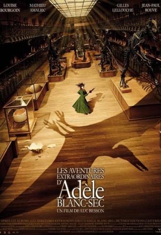 Les aventures extraordinaires d'Adele Blanc Sec