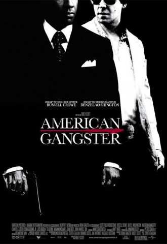 American Gangster - Affiche