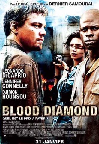 The Blood Diamond - Affiche