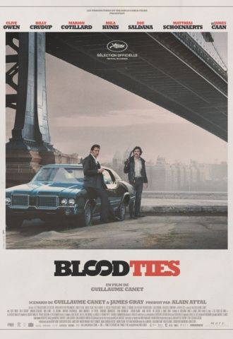 Blood Ties - Affiche