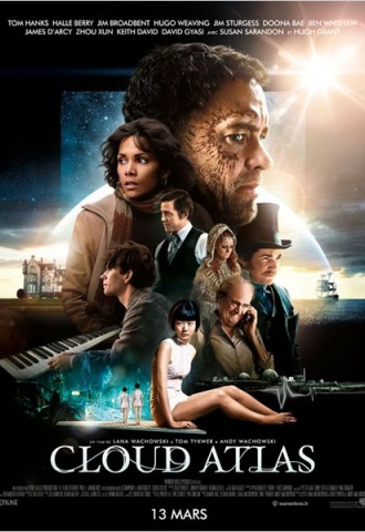 Cloud Atlas - Affiche