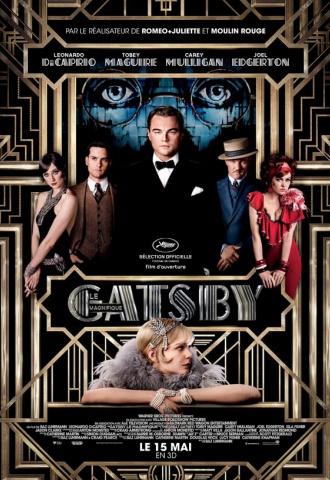 Gatsby le Magnifique  - Affiche