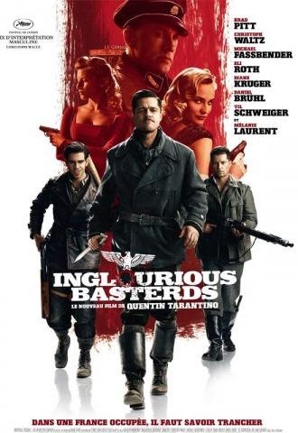 Inglourious Basterds - Affiche