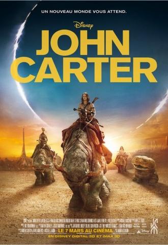 John Carter - Affiche