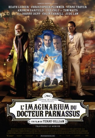 L' imaginarium du Docteur Parnassus