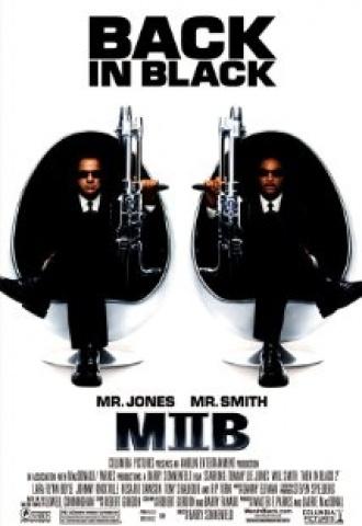 Men in Black II - Affiche