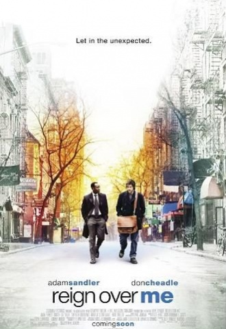 Reign Over Me - Affiche