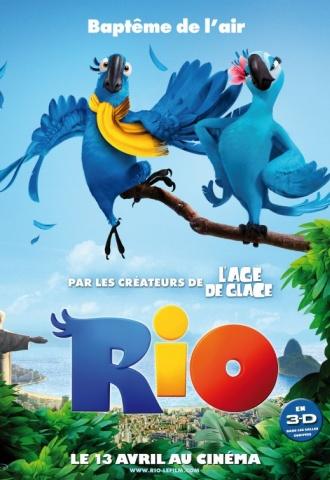 Rio - Affiche