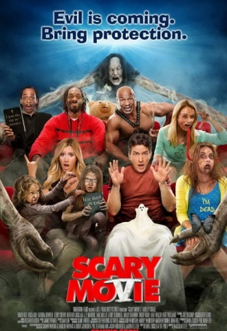 Scary Movie 5 - Affiche