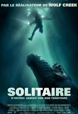 Solitaire - Affiche