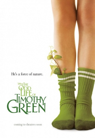 The Odd Life of Timothy Green - Affiche