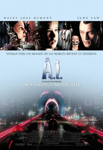 A.I. Intelligence artificielle - Affiche