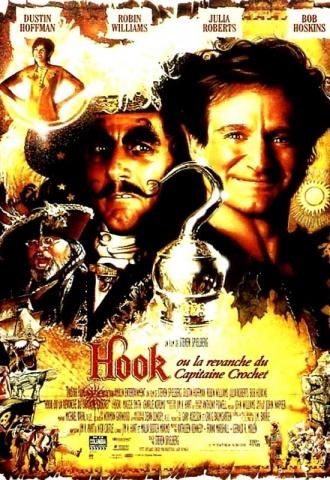Hook ou la revanche du Capitaine Crochet - Affiche