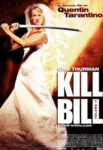 Kill Bill : Volume 2 - Affiche