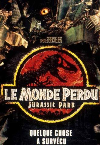 Le Monde Perdu : Jurassic Park - Affiche