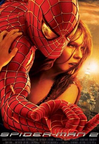 Spider-Man 2 - Affiche