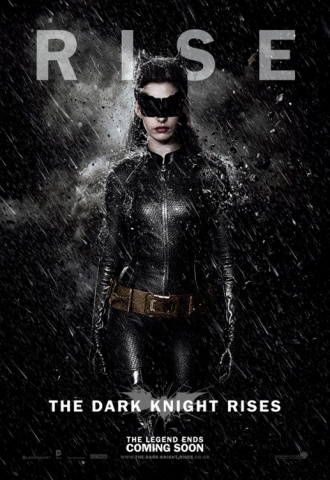 The Dark Knight Rises - Affiche