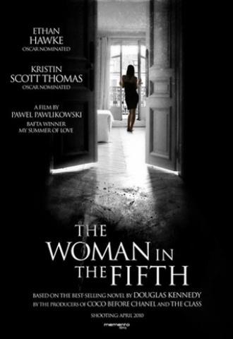 La Femme du Vème - Affiche