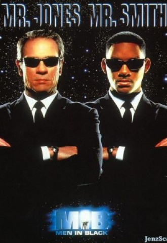 Men in Black - Affiche