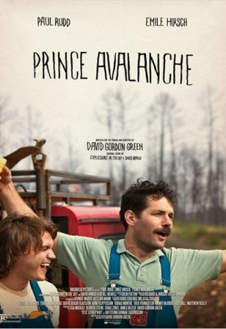 Prince of Texas - Affiche