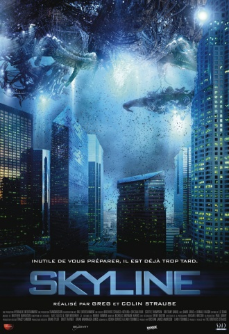 Skyline - Affiche