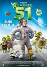 Planète 51 - Affiche
